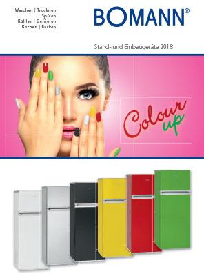 catalogo bomann gran electrodomestico 2018