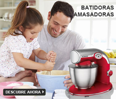 Batidoras Amasadoras Bomann
