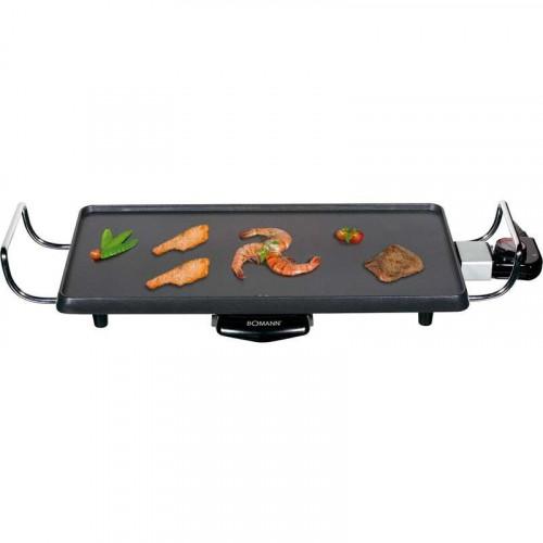 BOMANN Plancha de Cocina TYG 1298 CB