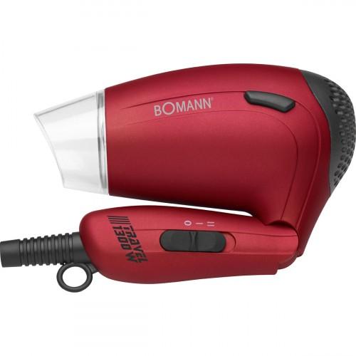 Bomann Secador viaje con difusor HT 8005
