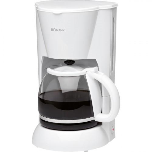 Bomann Cafetera KA183 12-14 Tazas Blanca