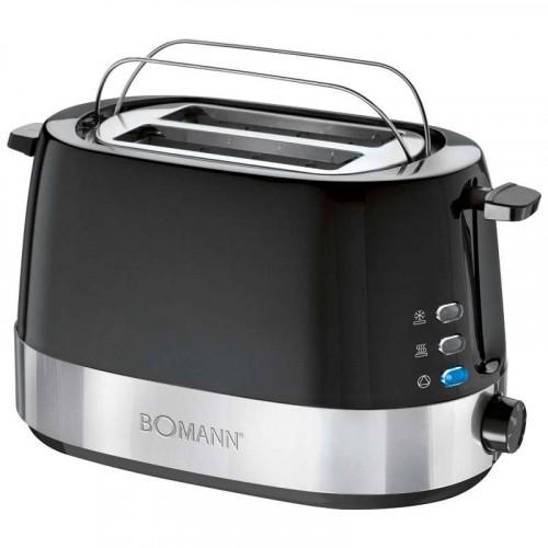 Bomann Tostador TA 1582 negro