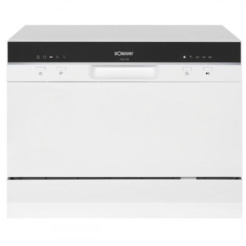 Bomann Lavavajillas compacto A+ TSG 708 blanco