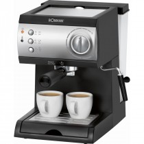 Bomann Cafetera Espresso ES 184