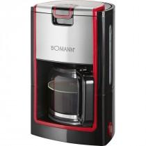 Bomann Cafetera 8-10 Tazas KA 1565 Negra