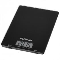 Bomann Balanza Digital de Cocina KW 1515 negro