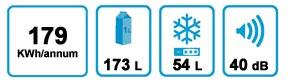etiqueta energetica kg 210