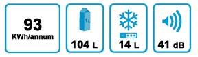 etiqueta energetica ks 2197